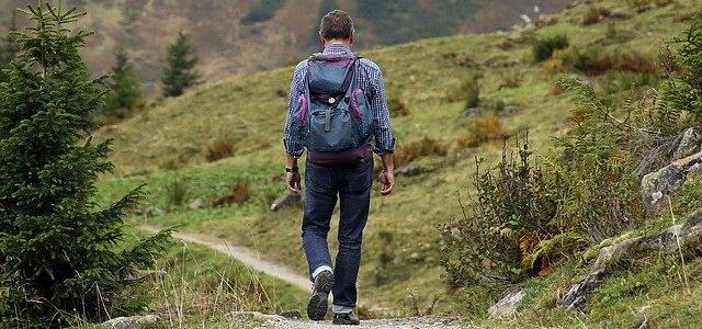 randonnée homme sac a dos